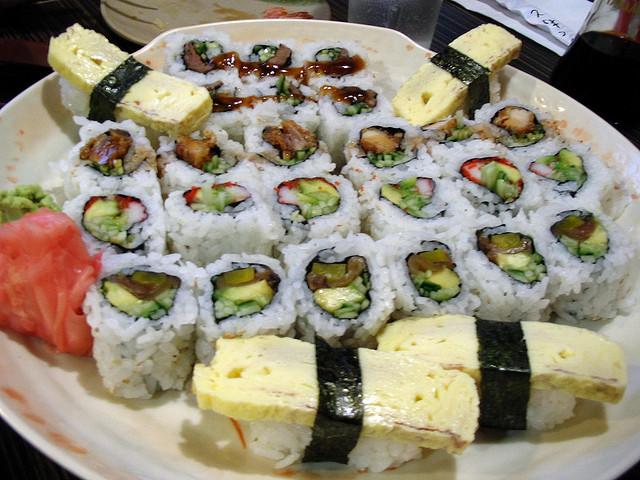 Sushi Kappa Maki