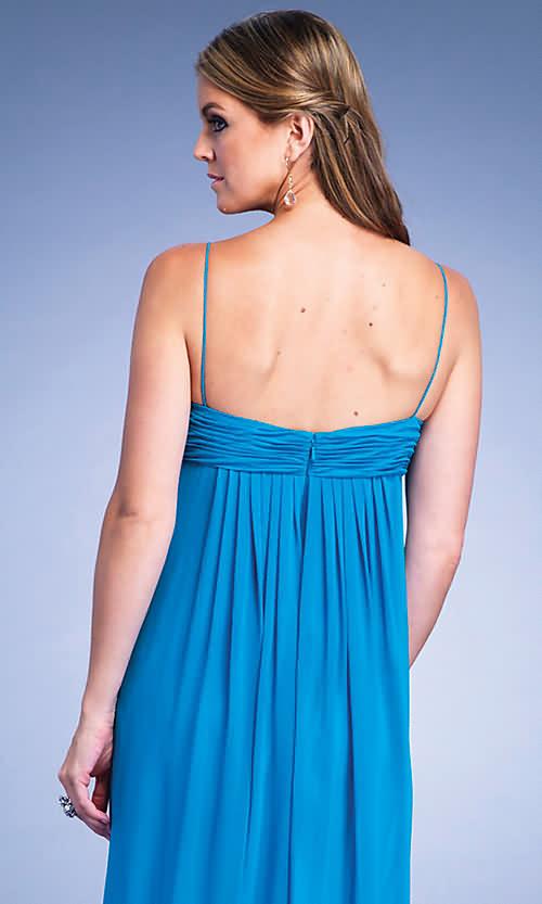 Vestido elegantes para damas azul, elegant bridesmaid dress beach blue