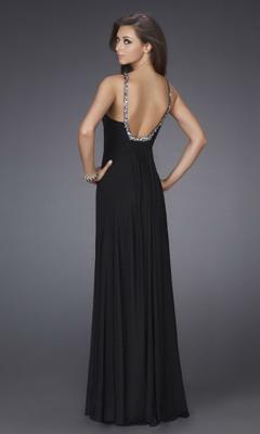 Vestido elegantes para damas negro, elegant bridesmaid dress beach black