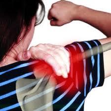 hombro lesionado