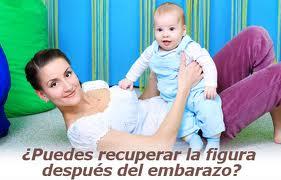 recuperarse del embarazo