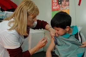 vacunacion para el tetano
