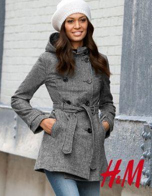 Abrigo de moda 2012