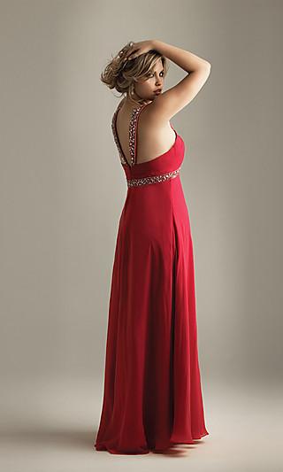 Vestido elegantes para damas rojo, elegant bridesmaid dress beach red