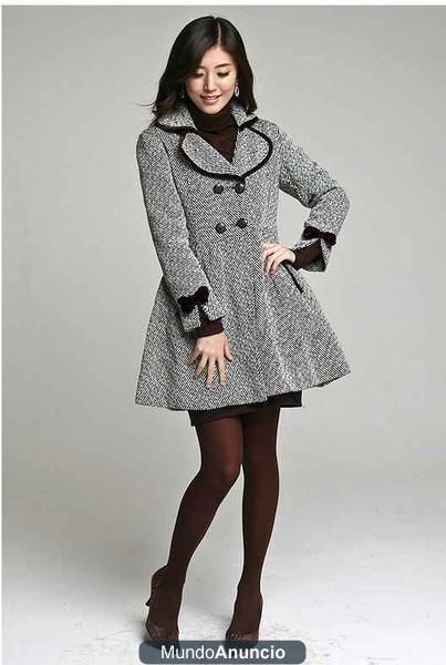 abrigos de moda 2012
