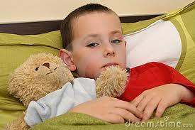enfermedades mas frecuentes en niños