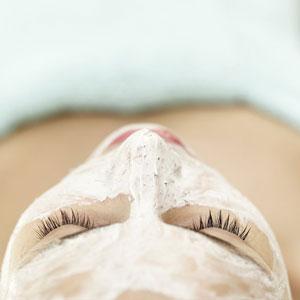 Mascarilla para las manchas de la piel
