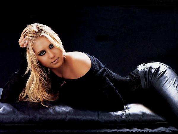 Anna Kournikova ha encontrado en ser modelo su verdadero filón