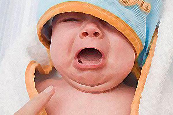 Consejos naturales para aliviar los cólicos del bebé